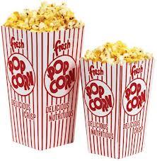 a popcorn