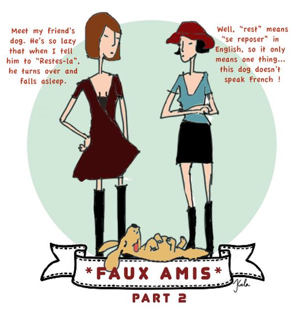 false friends 2