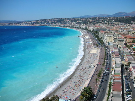 Nice, France [Photo Credit: Creative Commons 2.0, Ioan Sameli]