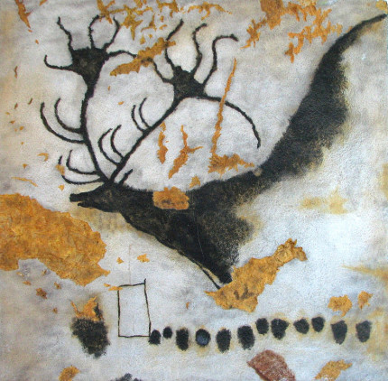 Lascaux Cave Painting [Photo Credit: HTO, Public Domain]