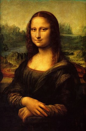 Mona Lisa (Public Domain)