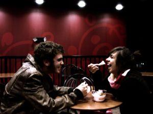 french dating flirting