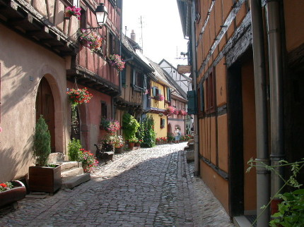 Eguisheim [Photo Credit: GNU Free Documentation]