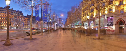 Champs Elysees / Benh LIEU SONG /  CC BY-SA 3.0jpg