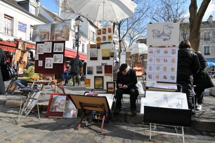 Montmartre [Photo Credit: Serge Melki, CC BY 2.0]