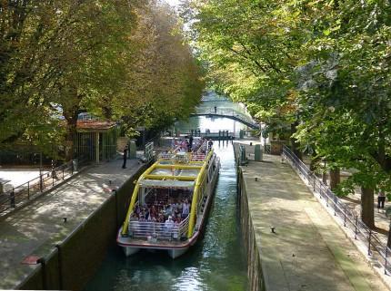 Canal Saint-Martin / Mbzt / CC BY-SA 3.0