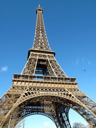 Eiffel Tower / Schlaier / GNU Free Documentation