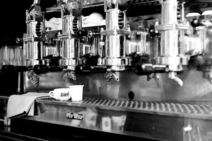 Espresso Machine / jimmyweee via Flickr / CC BY 2.0